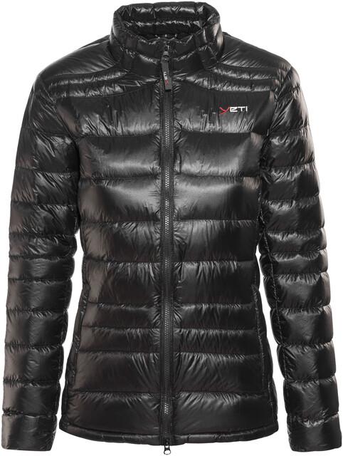Yeti Desire Lightweight Down Jacket Dame black